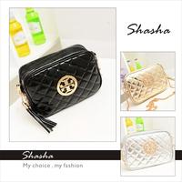New 2014 women messenger bags mini designer girl handbag shoulder bag metal chain clutch vintage summer golden bags evening bags