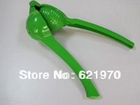 Free shipping 2pcs /lot of Lemon Squeezer Fruit Juicer Dia 6.0cm aluminum alloy