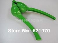 Free shipping 2pcs /lot of Lemon Squeezer Fruit Juicer Dia 6.0cm aluminum alloy