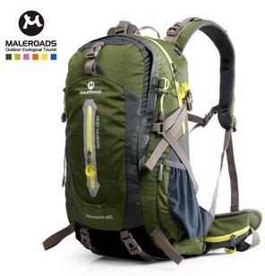 Открытый спорт сумка Maleroads рюкзак альпинизм рюкзак школьный подъем рюкзака походы ...
