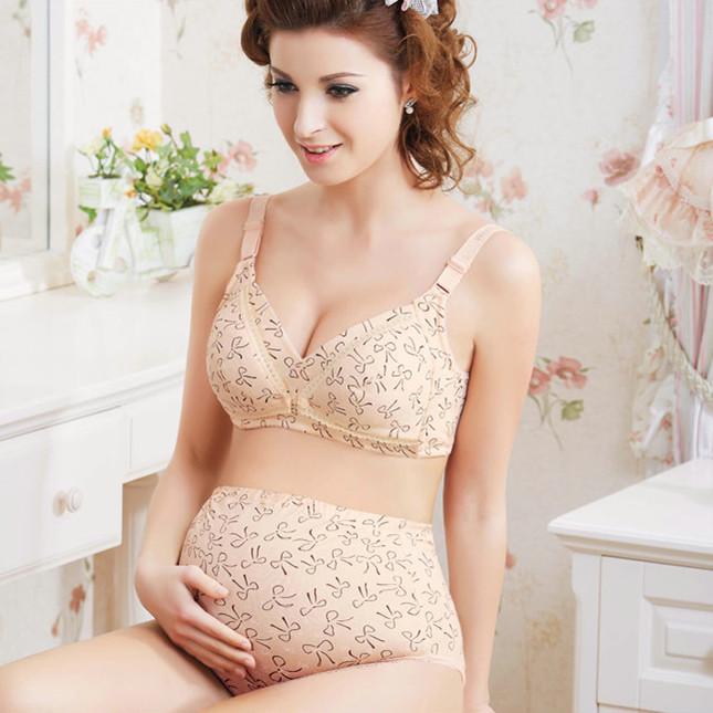 фото беременных без белья