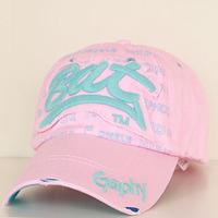 Korean Hot Baseball Cap Multi Color Lovers Men and Women Casual Peak Cap Visor Cap Summer Sport Hat Cheap Wholesale