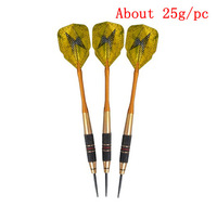 Professional yellow dart board dart needle dart free shipping 3pcs/box free shipping