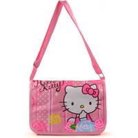 Free shipping, 2014 New arrive Cartoon Satchel bag Unisex girls boys shoulder bag High quality children school bag messenger bag