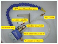 NEW LQ32Y CNC Machine Tool Cooler cool tube mist sprayer,mist coolant system