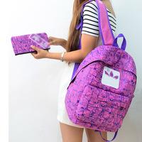 Fashion printing backpacks children School bags children Sports Backpack Casual Backpack For Men And Women