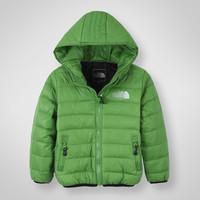 High quality 2013 Winter/Spring Children's warm outerwear kids boys girls Brand hooded down coat jacket