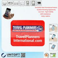 Customized shape PU mobile  sticky pad