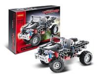 Decool Building Blocks Vanguard Off-Roader No.3342 Sets 141pcs  Educational Jigsaw DIY Bricks Toys for Children Gift for Kids
