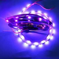 DC 5V 5M  30Pixel/M WS2812B WS2811 Digital 5050 RGB Black PCB LED Strip Light