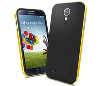 for Samsung I9500 /S4 Phone protective containment yellow