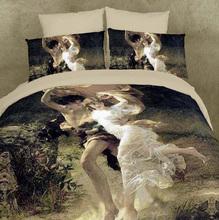 comforter set green promotion