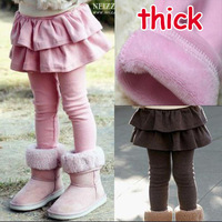 High quality 1Pcs winter style and spring autumn style girls Leggings & skirt girls trousers children pants