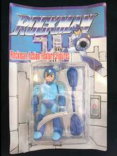 "Vintage Rockman Megaman Mega Man 5"" Action Figure Super Rare(China (Mainland))"