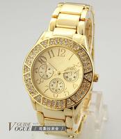 2013 new arrival fashion bracelets wristwatch women g brand watch with diamond casual watches dress wrist watch Free shipping