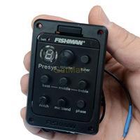 5PCS/LOT Fishman presys blend Fishman 301 dual mode pickup electricity box pickups In Stock