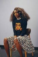 Free Shipping 2014 Spring Autumn Fashion High Quality Long Sleeves Shirt & PU Professional Women Dress Suits