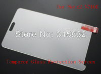 0.26mm Premium Tempered Glass Screen Protector Protective Film For Samsung NoteII Note2 N7100 With Retail Package MOQ:1pcs G005