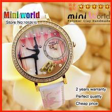 hot cakes detonation model of South Korea han edition fashion MINI watch set auger ladies watch factory direct sale  mn1031(China (Mainland))
