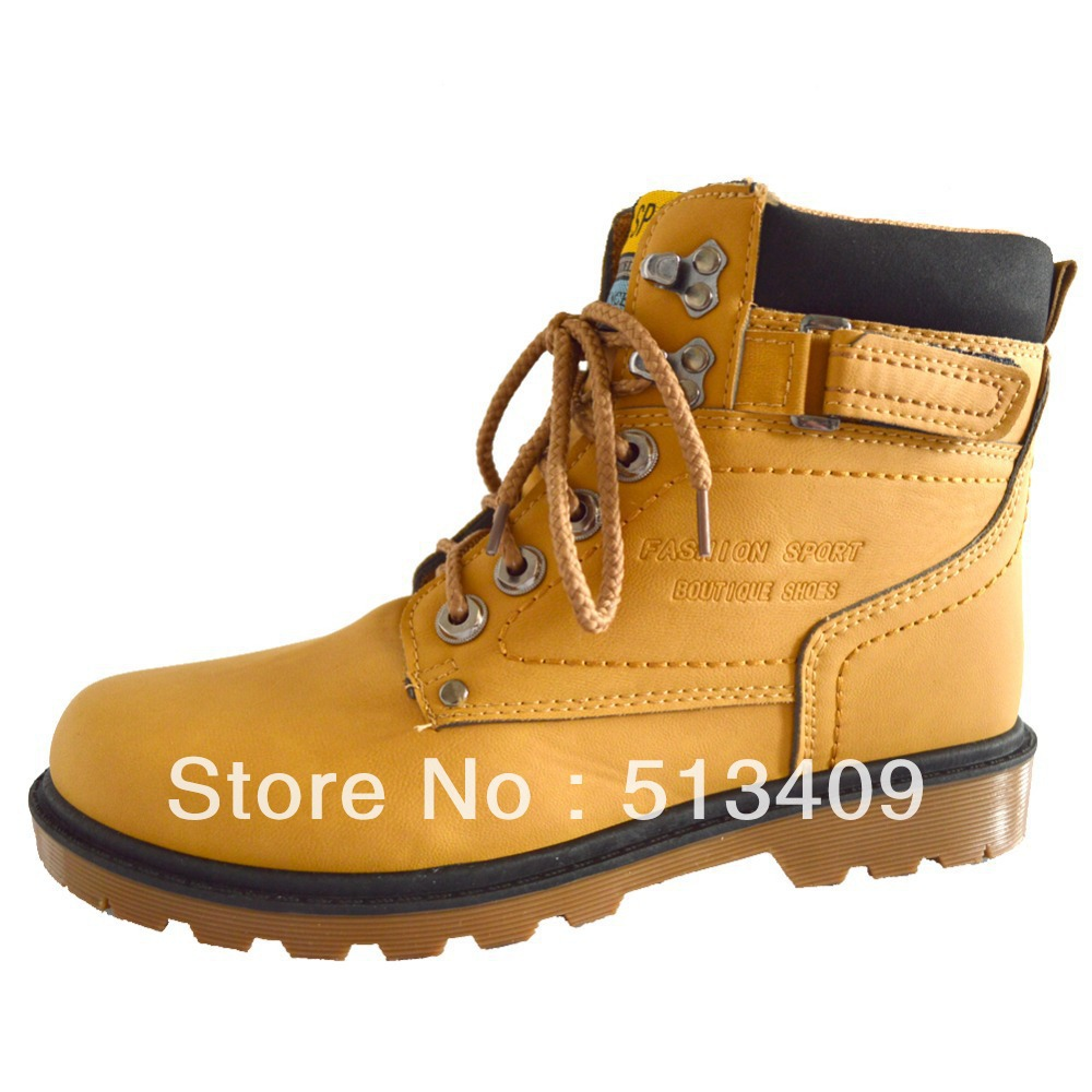 New High Quality Hiking Boots Men Oxfords Travel Outdoor Couple Casual Fashion Brand Shoes Climbing Mountain Walking Combat Boot(China (Mainland))