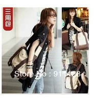 women's handbag  multifunctional sports canvas bag  cross-body bag  Q454