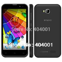 ZOPO Zp700 ZOPO 700 phone MTK6582 Quad Core 1.3GHz Dual SIM Cards 5.0MP Back Camera Mutiny language SG Free Shipping Wendy