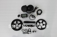 2014 New 8Fun BaFun 48V 750W Mid-Drive Motor Conversion Kits with integrated Controller Ebike Electric Bicycle Electric Bike