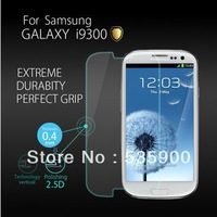 New Arrival Premium Tempered Glass Film Screen Protector for Samsung Galaxy S3 9300 For Free Shipping