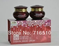 free shipping~~~Oriental magic cream luxury snow muscle through day cream + late frost crystal white spot