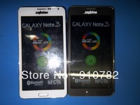 "Note 3  best selling Phone New Perfect 1:1  Phone 5.7"" Android 4.3 CellPhone Quad core Air Gesture Eyes Gesture 3G"