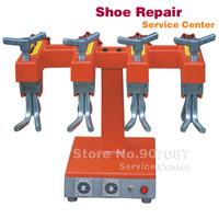 Heat shoe stretcher machine with four heads