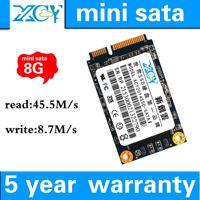 Wholesale cheap Mini PCIE SATA,SSD Hard Drive 8GB MINI SATA SSD Can be used for desktop/laptop/server