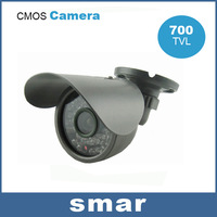 Best price 700TVL CMOS 35pcs IR Infrared Day Night Waterproof Indoor / Outdoor CCTV Camera With bracket Free Shipping