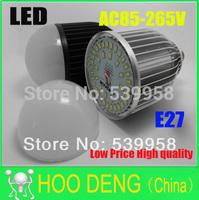 Sale LED bulb lamp E27 B22 30W 40W high power light AC85-220V Cold white warm white Free shipping