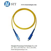 3 Meter 3mm Singlemode simplex SC/UPC-SC/UPC Fiber Optic Patch Cord