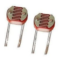 Free Shipping 200pcs Photo Light Sensitive Resistor Photoresistor Optoresistor 5mm GL5528