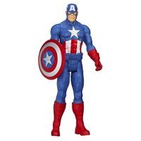 Brand New In Box Marvel Avengers Assemble Titan Hero Series Captain America Doll 30cm T-022