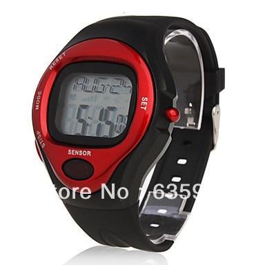 Мода мужская цифровые наручные часы