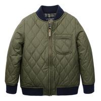 2013 autumn winter boy children kid  mammoth peacoat calvin softshell Cotton quilted jacket coat outerwear WM1086118