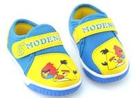 Free Shipping High Quality Fashion Baby Toddler Shoes bird cartoon shoes First Walkers Baby Boys Kids / Children Shoes