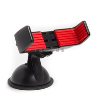 500 Piece Mini Universal Clip Car Holder Suction Stand Mount Holder 360 Rotating for Smart Phones for MP4 for GPS