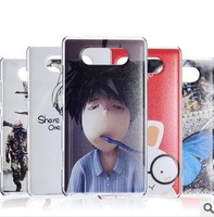 Wholesale / retail For Nokia 820 case mobile phone shell  painted exquisite designs FreeShipping