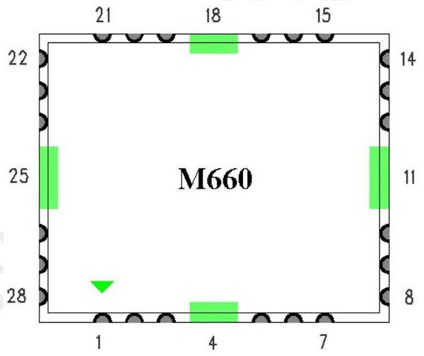M660 150pcs*GPRS module price,GPRS wireless module,GPRS GSM module(Hong Kong)