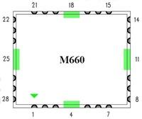 M660 150pcs*GPRS module price,GPRS wireless module,GPRS GSM module