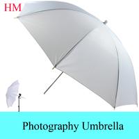 "2014 New 83cm 33"" Photo Studio white Soft Light  Photography Umbrella Reflective Reflector Promotion"