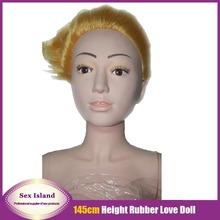 popular rubber doll