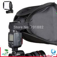 23x23cm Flash Diffuser Flash Light Strobe Soft Box Softbox Diffuser for all photo flash
