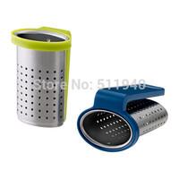 2 pieces stainless steel mug  tea infusers, tea strainers