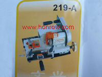 2013 Highj Quality Model 219-A WengXing key cutting machine with external cutter on sale