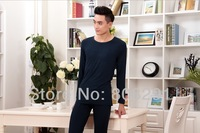 Men Winter Bamboo Charcoal Fiber Underwear 2013 New Style High Quality Keep Warming 4 Sizes Good quality! 133 Sets Sold !